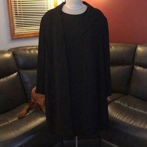 Venezia 2 piece black outfit